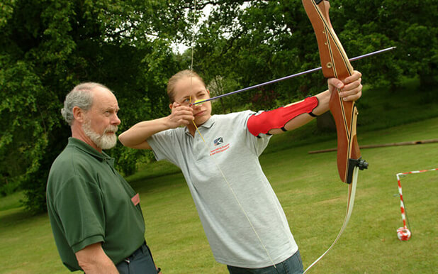 Archery in Scotland